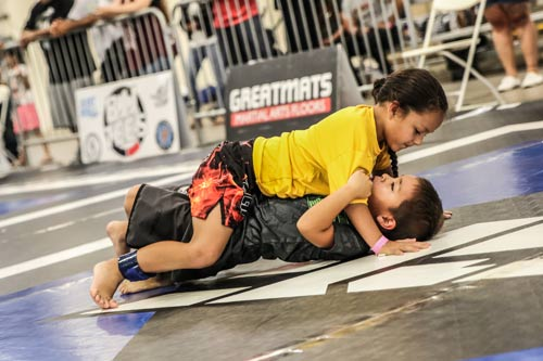 American Grappling Federation Albuquerque BJJ Tournament Greatmats