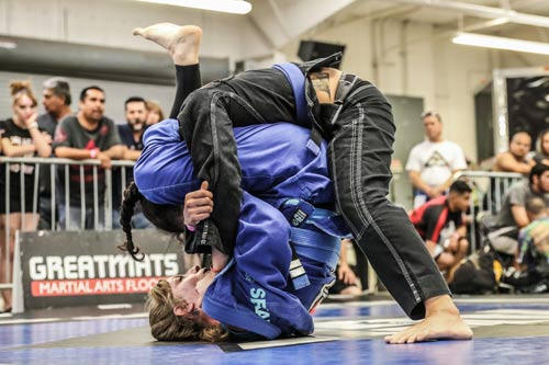 American Grappling Federation Albuquerque Greatmats Tournament