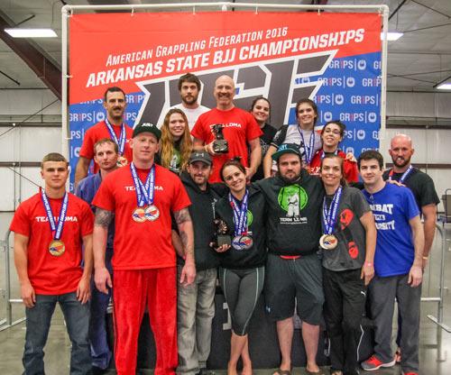 Agf Arkansas State Championships Recap