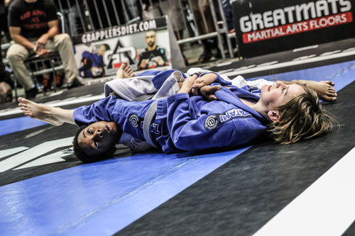 Female Gi Grappling - Greatmats and AGF