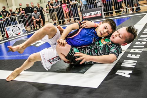 2016 AGF New Orleans BJJ Championships 1