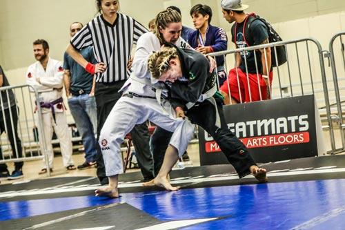Marra Senki Jiu Jitsu third at New Orleans BJJ Tourney
