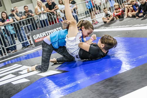 Greatmats American Grappling Federation Oklahoma Preview