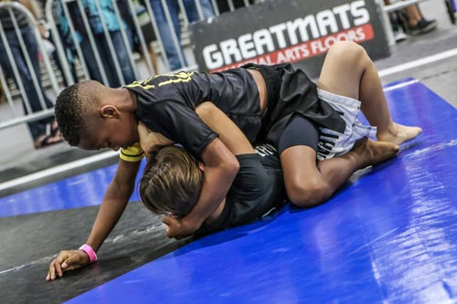 American Grappling Federation Greatmats Oklahoma Preview