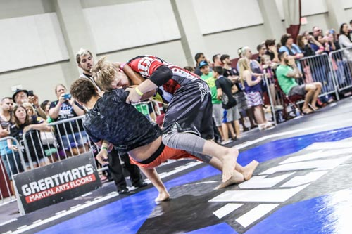 Battle of the Big Easy American Grappling Federation
