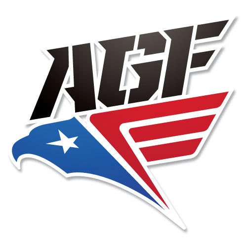 American Grappling Federation Logo
