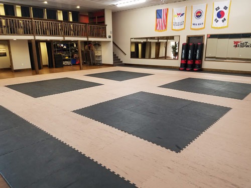 Taekwondo Mats: Brookings Tae Kwon Do Testimonial
