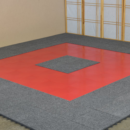ClickBase Carpet and Court Flat Top full