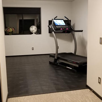 What Is The Best Treadmill Mat To Install Over Carpet Or Concrete