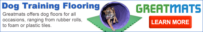 Dog Training Flooring