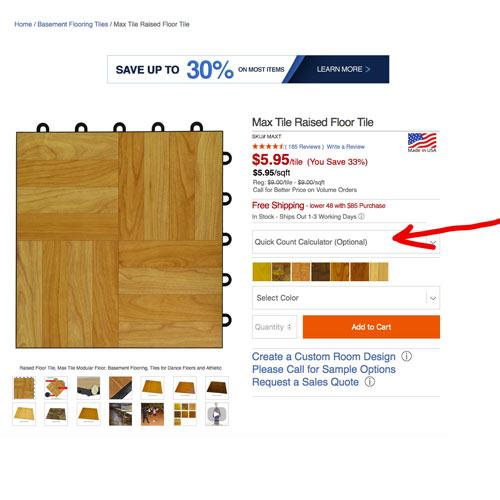 Flooring Calculator Determine Quantity