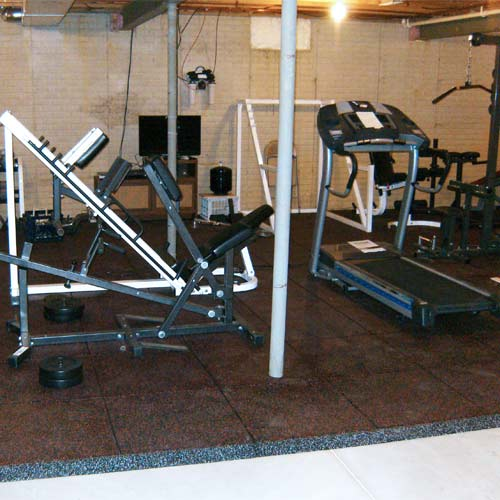 UltraTile Home Gym