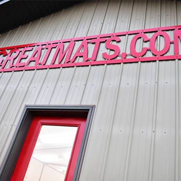 Greatmats Sign