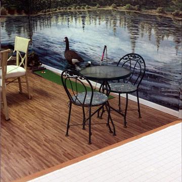 Waterproof Basement Garage Flooring Options Carpet Tiles Foam Mats