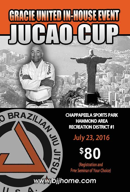 Jucao Cup poster