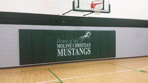 Moline Christian School Wall Pad