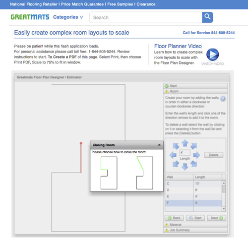 How To Design A Floor Using Free Online Software