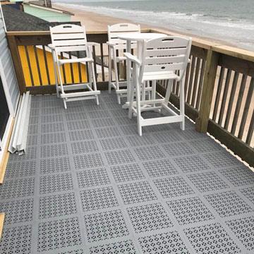 The Best Balcony Flooring Options