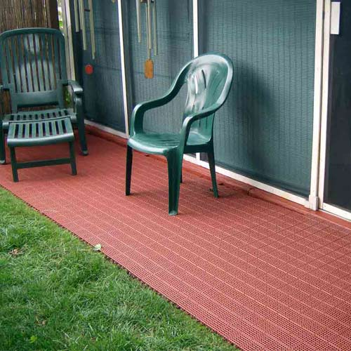 Patio Outdoor Tile Backyard Patio