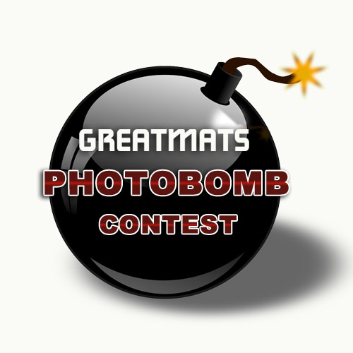 Win A Folding Mat Or Amazon Gift Card In Greatmats Photobomb Contest