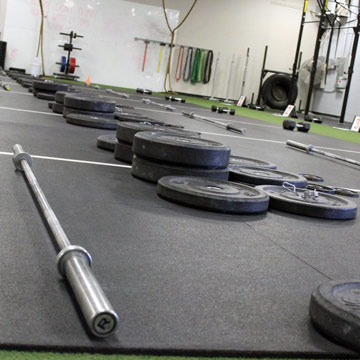 Comparing Rubber Gym Flooring