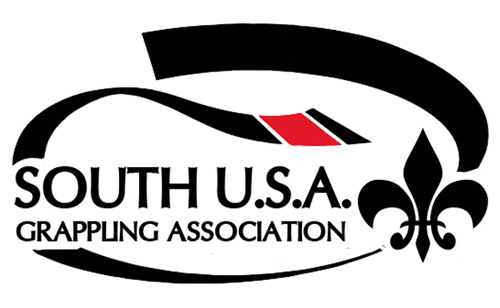 Gracie United and South USA Grappling Association Logo
