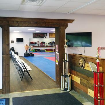 Treger Studio Of Martial Arts On Greatmats