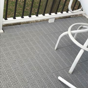 The Best Balcony Flooring Options