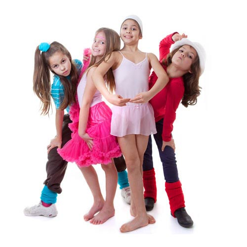 Greatmats Dance Studio Edition young dancers.