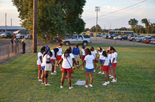 Clarksdale Cheerleading 2
