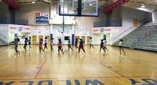 Clarksdale Cheerleading 3