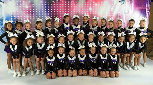 Nashua Elks Crusaders Cheerleading