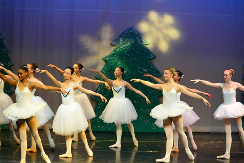 Maryland Youth Ballet Performance