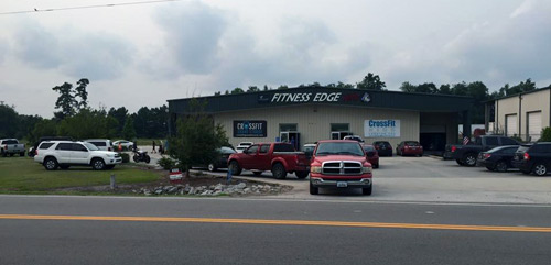 Gym Fitness Edge MMA and Grand Strand BJJ