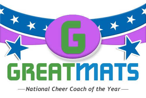 Greatmats National Cheerleading Coach of the Year