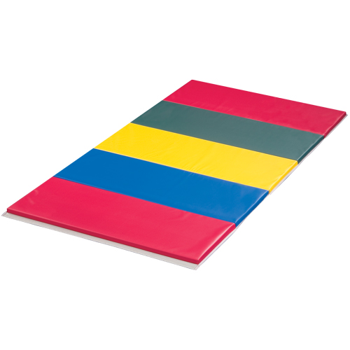 Gymnastic Mat 5x10 Ft X 2 5 Inch V2 18 Oz Folding Gym Mats