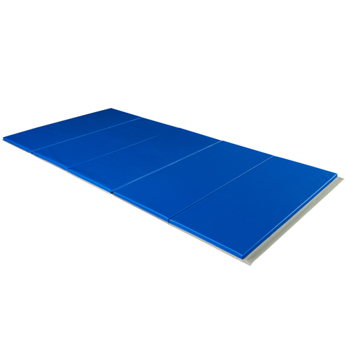 Gymnastic Mat 5x10 Ft X 2 Inch V2 18 Oz Folding Gym Mats