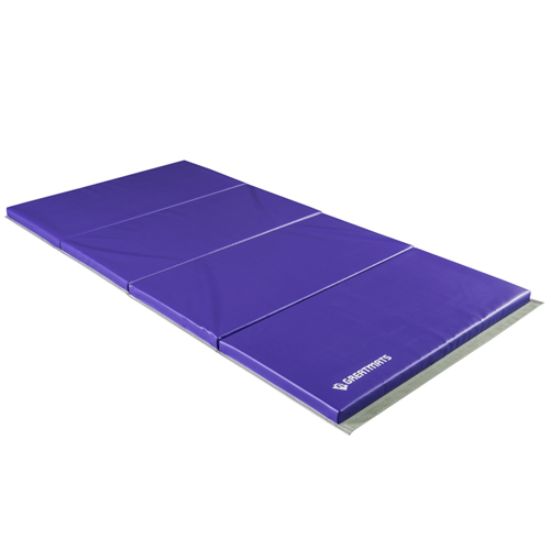 Gym Mats 4x8 Ft X 2 Inch V2 18 Oz Folding Gym Mats