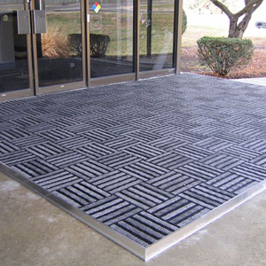 Linear Carpet Tile - Customer Gallery