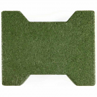 Dog Bone Outdoor Paver Tiles 1.75 Inch Green