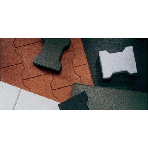 Dog Bone Outdoor Tiles 7 8 Inch Pavers