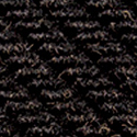 Dominator LP Carpet Tiles black shadow color swatch.