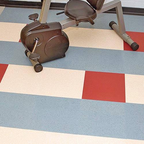 floor rubber covering interlocking flooring chic revolution ideas floors tiles tile