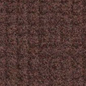 Brush Hog Plus Indoor Outdoor Entrance Mat 32x55 inches brown swatch.