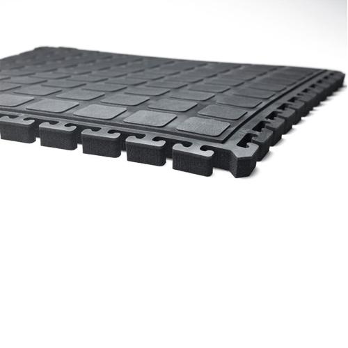 The Hog Heaven II Anti Fatigue Modular Tiles Grit Top