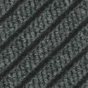 Waterhog Eco Elite Roll Goods Indoor Outdoor Matting 6 x 67 ft Black Smoke.