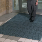 Waterhog Fashion Diamond Indoor Outdoor Entrance Mat 35x46 inches