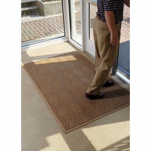 Waterhog Fashion Diamond Scraper Entrance Mat Commercial