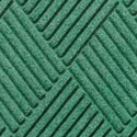 Waterhog Fashion Diamond Indoor Outdoor Entrance Mat 35x46 inches aqua marine.