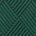 Waterhog Fashion Diamond Indoor Outdoor Entrance Mat 35x46 inches evergreen.